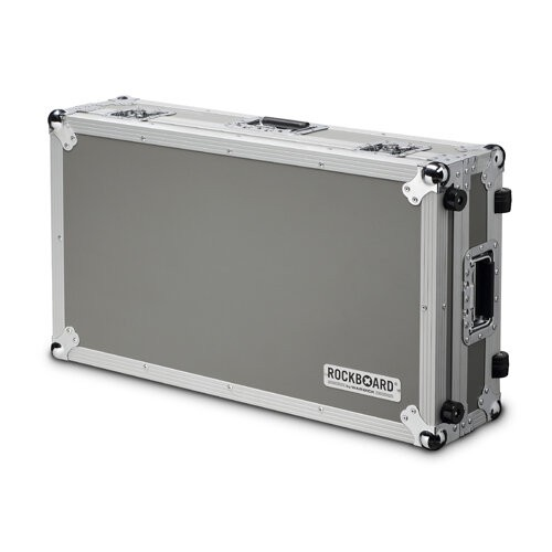 RockBoard Professional Flight Case for RockBoard CINQUE 5.2 Pedalboard