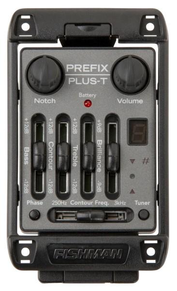 Warwick Parts - Fishman Prefix Plus T Preamp and Fishman Piezo Pickup, 6 string