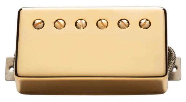 Seymour Duncan APH-2n Slash Alnico II Pro Humbucker, Neck - Gold Cover