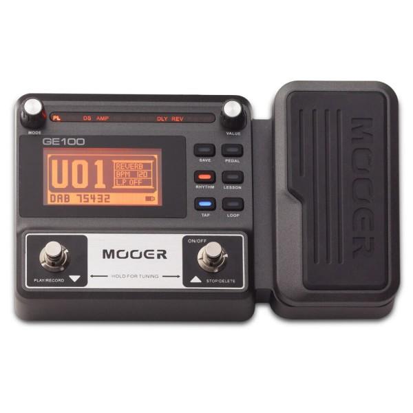 Mooer GE 100 - Guitar Multi FX Processor
