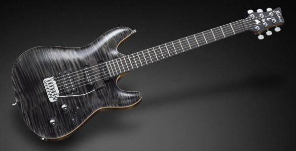 Framus Custom Shop Diablo Progressive X - Nirvana Black Transparent Satin - 16-3073