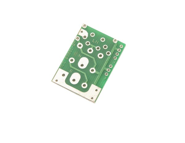 MEC PCB for Volume/Balance Pots with Push/Pull, R5 Connector
