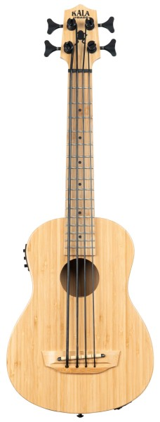 U-Bass Bamboo, Fretted, with Deluxe Bag