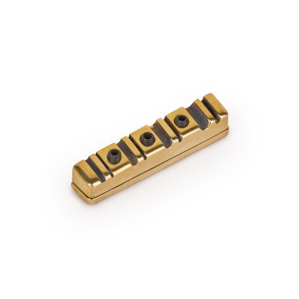 Warwick Parts - Just-A-Nut III, 8-String, 38.5 mm width - Brass