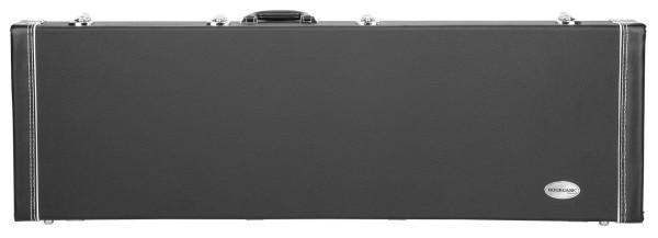 RockCase - Deluxe Line - Bass Guitar Hardshell Case - Black Tolex