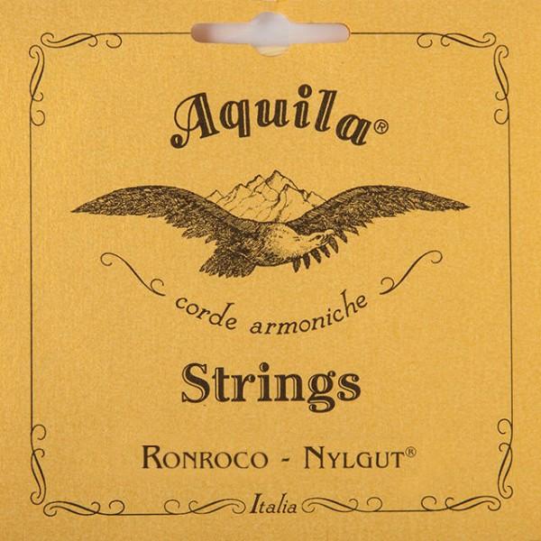 "Aquila 3CH - Nylgut, Ronroco String Set, Argentinian ""Santaolalla"" Tuning"