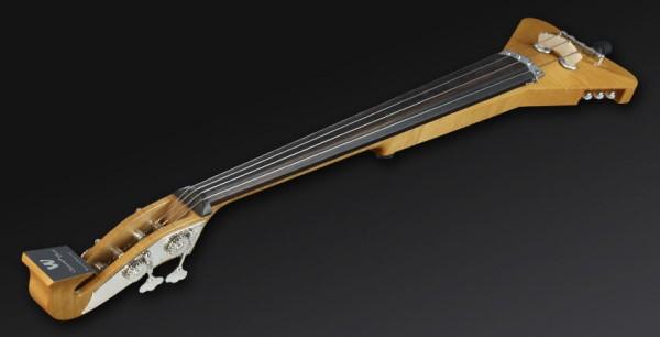 Warwick Masterbuilt Triumph, 4-String - Honey Violin Transparent Satin