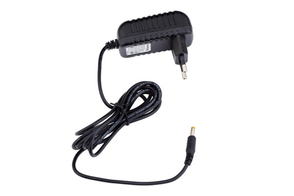RockPower NT 11 - Power Supply Adapter, 5V DC, 2.000 mA, (+) center, Euro plug