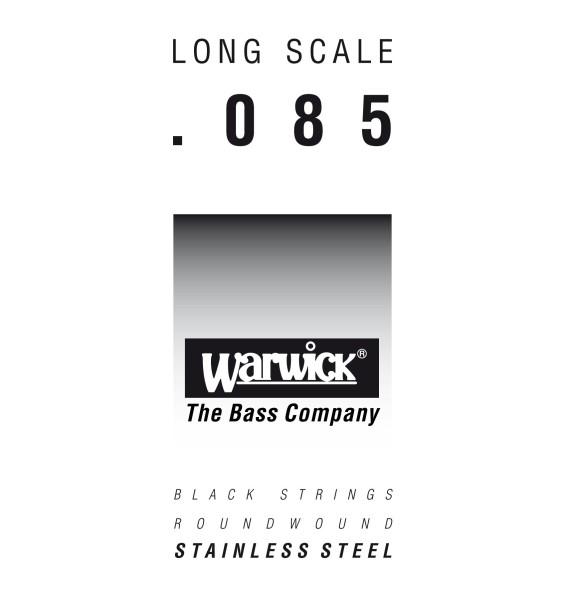 Warwick Black Label - Bass Single Strings - Stainless Steel