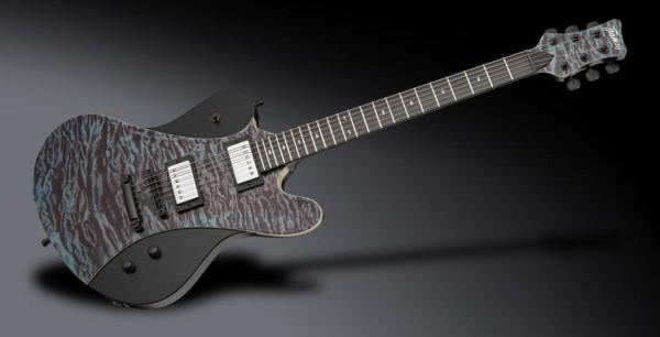 Framus Custom Shop Idolmaker, 6-String - Midnight Blue Transparent High Polish - 19-4119