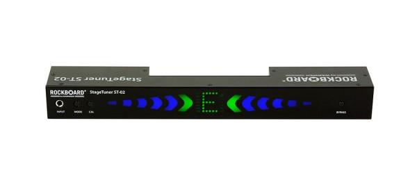 RockBoard StageTuner ST-02 - Chromatic Rack Tuner