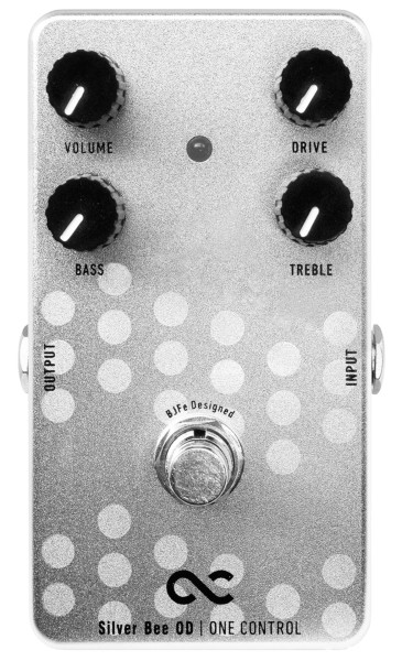 One Control Silver Bee OD - Overdrive