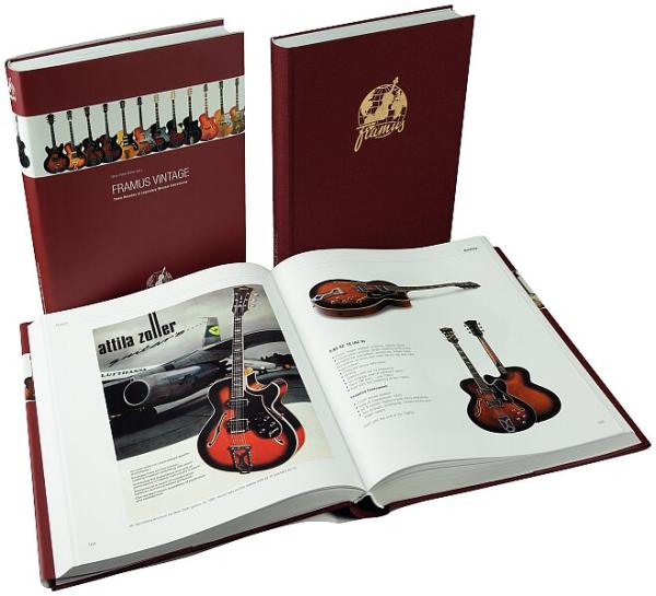 Framus Promo - Vintage Instruments (Book)