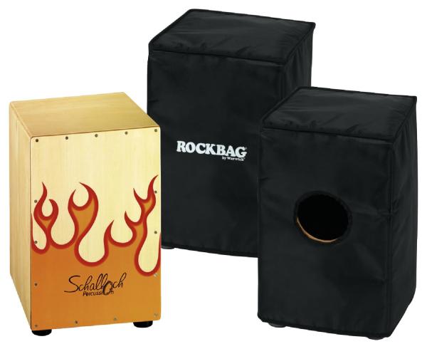 "RockBag - Dust Cover - Cajon, 47 x 31 x 30 cm / 18 1/2""x 12 3/16""x 11 13/16"""
