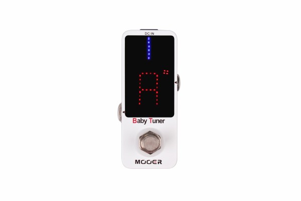 Mooer Baby tuner, Tuner Pedal