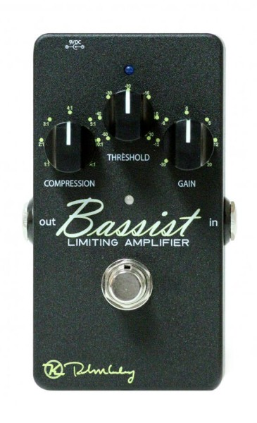 Keeley Bassist Limiting Amplifier - Compressor