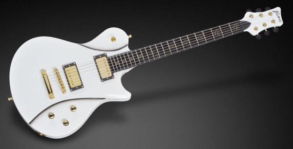 Framus Custom Shop Panthera II Supreme - Solid White High Polish - 17-3715