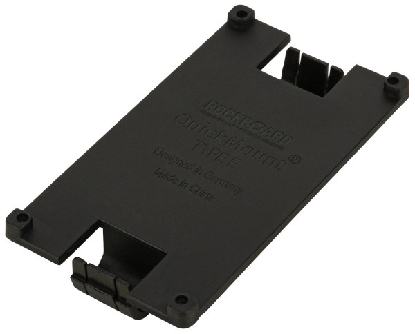 RockBoard QuickMount Type E - Pedal Mounting Plate For Standard Boss Pedals