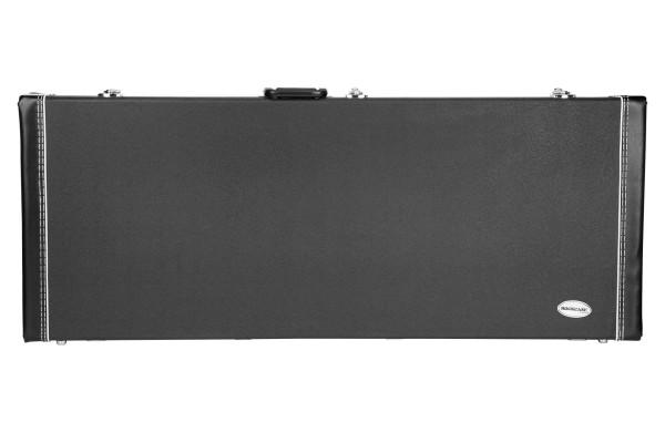 RockCase - Standard Line - Hardshell Case (B.C. Rich Beast, JRV, Heritage Classic Mockingbird Bass) - Black