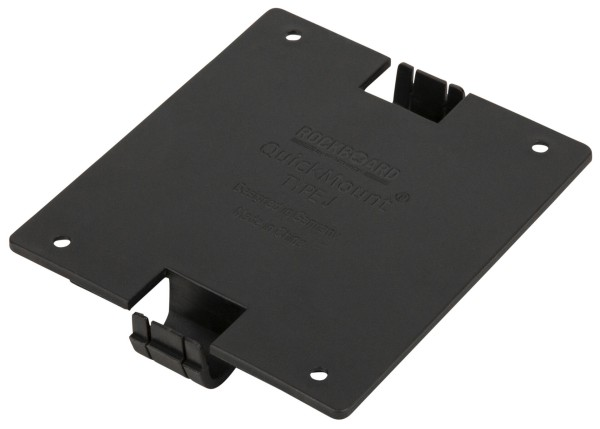 RockBoard QuickMount Type J - Pedal Mounting Plate For Medium Size Strymon Pedals