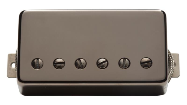 Seymour Duncan APH-2b Slash Alnico II Pro Humbucker, Bridge - Black Nickel Cover