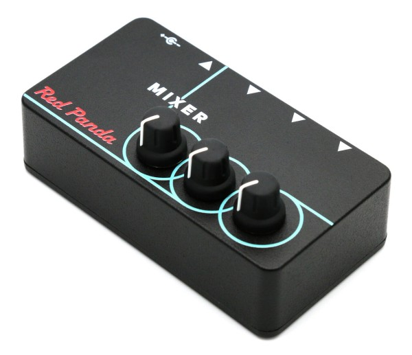 Red Panda Mixer - 3-input mixer