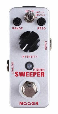 Mooer Bass Sweeper, Bass Dynamic Envelope Filter