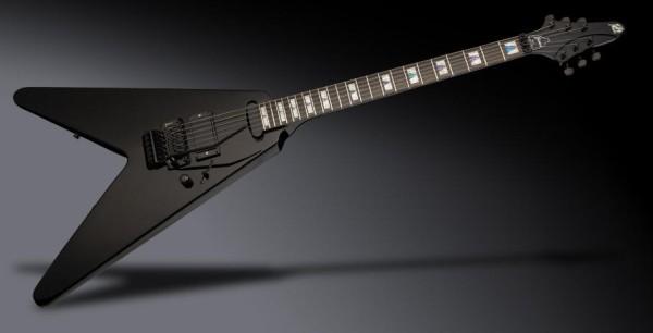 Framus D-Series Artist Line WH-1 (Active Framus Pickups) - Solid Black High Polish
