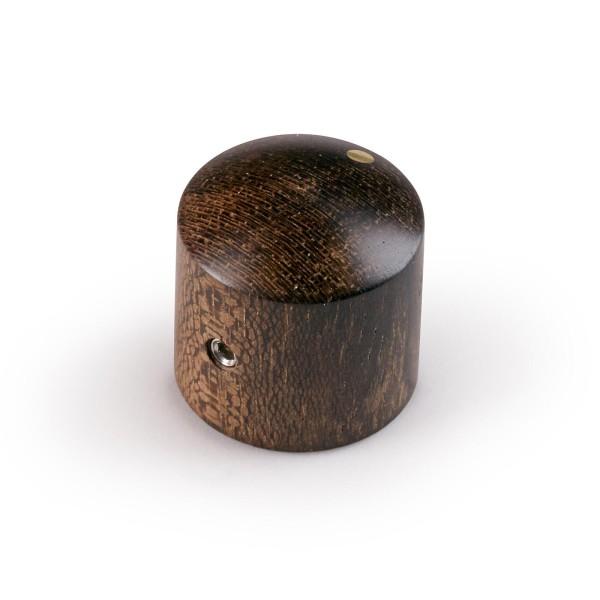 Framus & Warwick Parts - Wooden Dome Knob - Ziricote