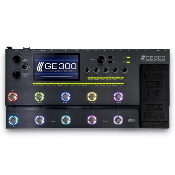 Mooer GE300 - Amp Modelling, Synth & Multi Effects