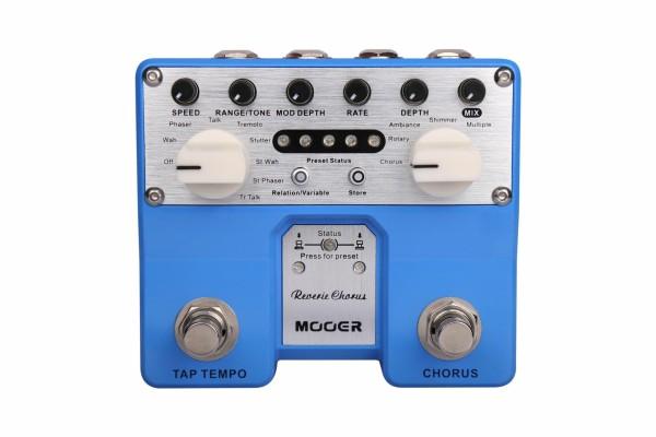 Mooer Reverie Chorus, Digital Chorus