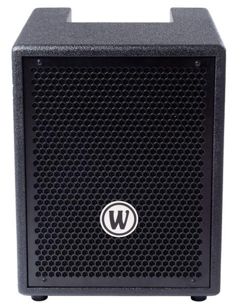"Warwick Gnome Pro CAB 10/4 - Compact Bass Cabinet, 1x10"", 200 Watt"