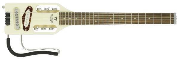 Traveler Guitar - Ultra-Light Electric - Vintage White