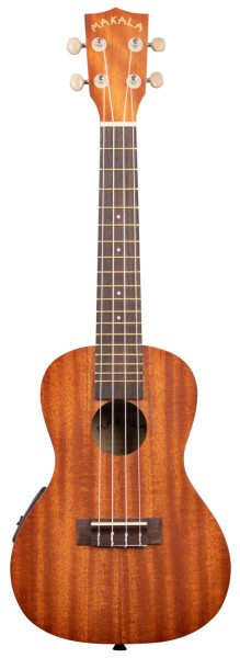 Makala MK-CE - Concert Ukulele, with EQ & Bag (UB-C)