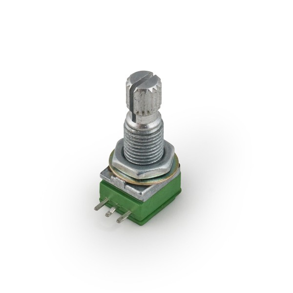 MEC Mono Mini Potentiometers, Split Shaft