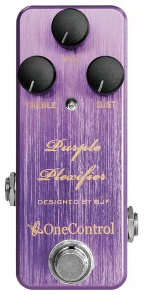 One Control Purple Plexifier - Distortion / Amp-In-A-Box