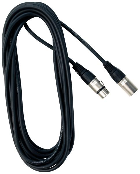 RockCable Microphone Cable - XLR (male) / XLR (female)
