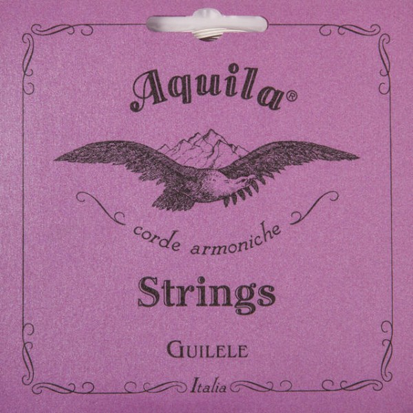 Aquila 96C - New Nylgut Guilele String Set, A-Tuning