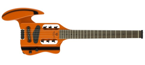 Traveler Guitar - Speedster Standard - Hugger Orange