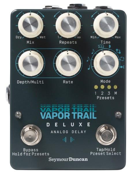 Seymour Duncan Vapor Trail Deluxe - Analog Delay