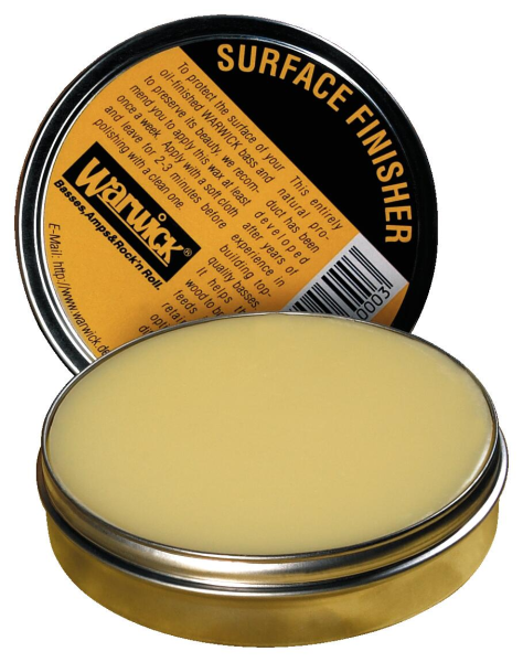 Warwick Parts - Warwick Bees Wax, Natural Wood Polish, 100 ml