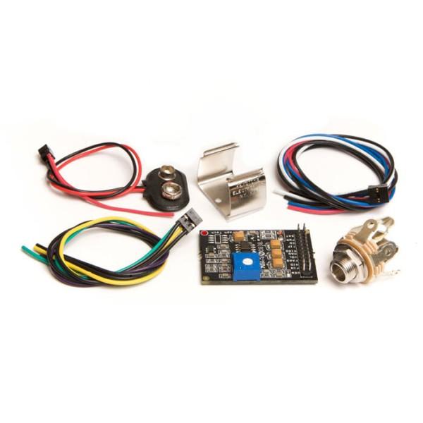 Ghost PE-0240-00 - Acousti-Phonic Preamp Kit for Guitar (Basic)