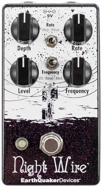EarthQuaker Devices Night Wire V2 - Harmonic Tremolo