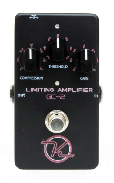 Keeley GC-2 Limiting Amplifier - Compressor / Limiter