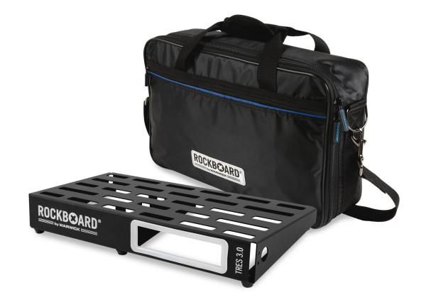 RockBoard TRES 3.0 Pedalboards