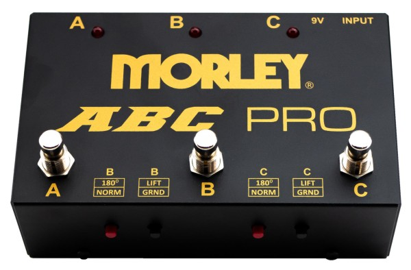 Morley ABC PRO Selector