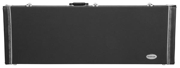 RockCase - Standard Line - Jazzmaster Electric Guitar Hardshell Case - Black