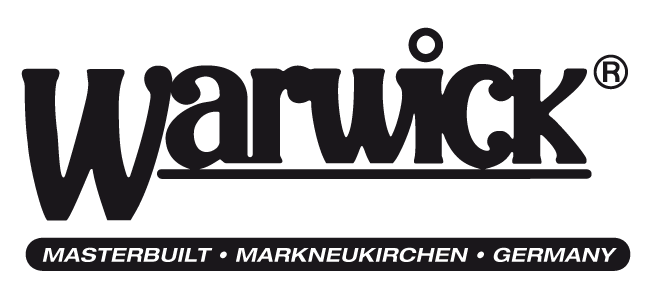 Warwick - Masterbuilt - Electric Basses - Handcrafted in Germany