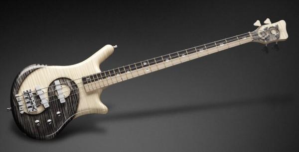 Warwick Custom Shop Thumb BO, 4-String - Ying Yang High Polish - 15-2995