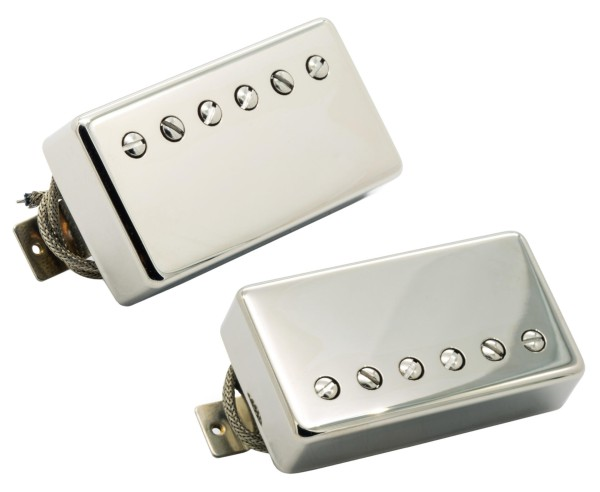 Seymour Duncan Antiquity Retrospec'd - Humbucker Set - Nickel Cover